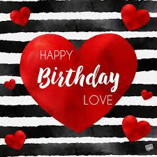 happy birthday love 42