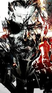 metal gear solid iphone wallpapers