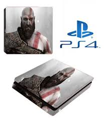 Buy God Of War Theme Ps4 Slim Skin Online At Best Price In India Snapdeal