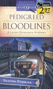 Pedigreed Blood Lines by Sandra Robbins