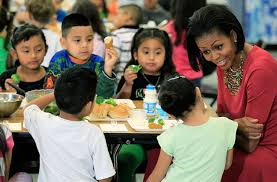 What Ever Happened to Michelle Obama's School Lunch Program ...