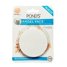 angel face natural 2 pact powder