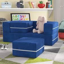 Mack Milo Mendonca Modular Kids Sofa And Ottoman Reviews Wayfair