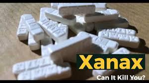xanax can it kill you