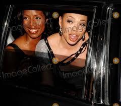 Photos and Pictures - Celebrate Mary J Blige Hosted by Jada Pinkett Smith  Boulevard 3, Hollywood CA. 2-9-07 Photo:david Longendyke-Globe Photos  Inc.2007 Image: Tasha Smith, Tisha Campbell
