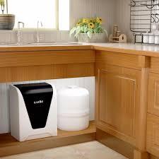 Máy lọc nước RO để bàn, gầm tủ KAROFI SPIDO S-s027 (7 cấp lọc), giá tốt  nhất 4,450,000đ! Mua nhanh tay!