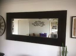 ikea mongstad mirror black brown 35