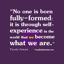 personal experience quotes quotesgram