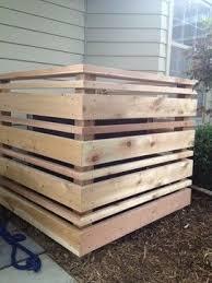 Pin By Jennifer Anderson On Garden Backyard Fence Design Air Conditioner Design