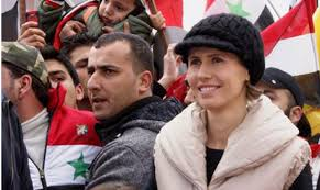 Syria's First Lady falling from grace - Africa Cup of Nations 2019