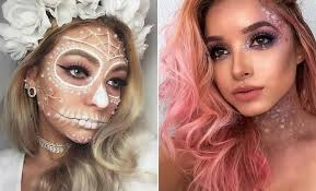 23 pretty halloween makeup ideas stayglam