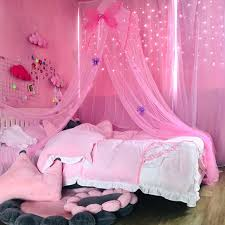 Girls Crib Netting Kids Mosquito Net Butterfly Room Round Dome Bed Mesh Canopy Mosquito Net Online Shopping Window Mosquito Net From Jaffaga003 19 6 Dhgate Com