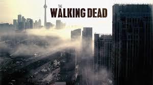 walking dead dark horror zombie series