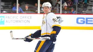 NHL - Ryan Johansen is looking forward to the postseason with the Nashville  Predators
