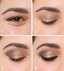 eye makeup tutorial for your eye shape