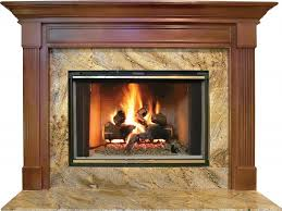 franklin mdf primed white fireplace