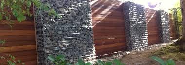 Gabion Stone Fences Gabion1 Usa
