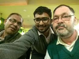 Prakhar Srivastava at TVG - The Vegetarian Grill, Malviya Nagar, - magicpin