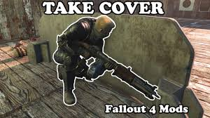 Fallout 4 Mods - Take Cover - YouTube