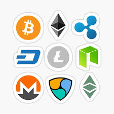 Crypto Stickers Redbubble