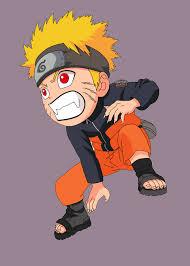 Hình ảnh chibi Naruto đẹp dễ thương nhất