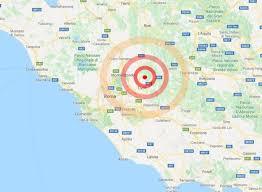 Roma: scossa di terremoto moderata nella notte, epicentro vicino ...