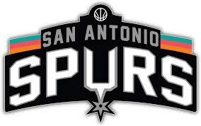 Amazon Com Skyhighprint San Antonio Spurs Nba Sport Decor Vinyl Print Sticker 5 X 3 Kitchen Dining