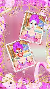 makeup salon royal princess party
