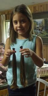 Young girl donates hair to Locks of Love | News | dothaneagle.com