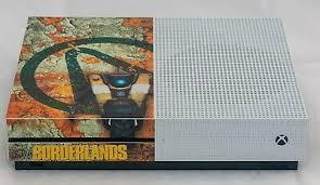 Borderlands Claptrap Xbox One S Console Skin Wrap Decal Ebay