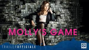 MOLLY'S GAME (2018) con Jessica Chastain - Trailer ufficiale ...