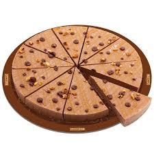 cold hazelnut cheesecake gift