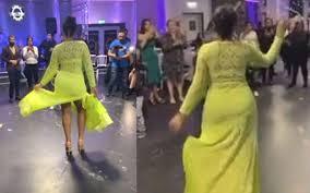 Solmaz Çiros'tan olay popo sallama dansı! Ne oluyor bu gelin adaylarına? -  Internet Haber