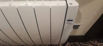 are electric radiators to run