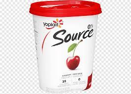 frozen yogurt yoplait cheesecake