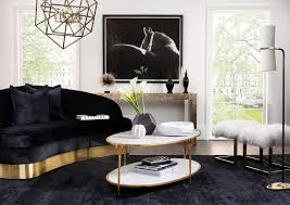 black living room ideas how to