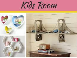 Wall Decor Ideas Beautiful Shelves Designs For Kids Room My Decorative