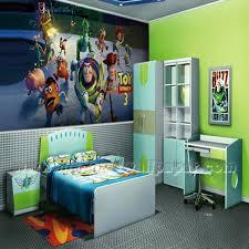Toy Story Wallpaper For Kids Bedroom Homescorner Com