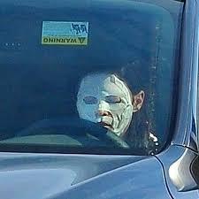 The Best Celeb Face Mask Selfies People Com