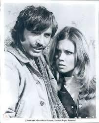 1969 Actors Adam Roarke & Jocelyn Lane in Movie Hell's Belles Wire Photo |  #506691242