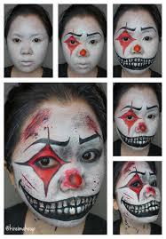 clown makeup tutorial archives