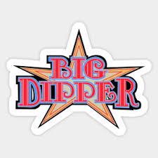 Big Dipper Big Dipper Sticker Teepublic