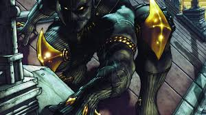 awesome black panther marvel free