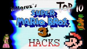 top 10 super mario bros 3 hacks you