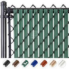 Fenpro W Slat Chain Link Fence Slats Wit Buy Online In Mongolia At Desertcart