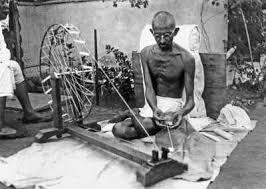 10000 ans d'économie - En Inde, Gandhi appelle au boycott du ...