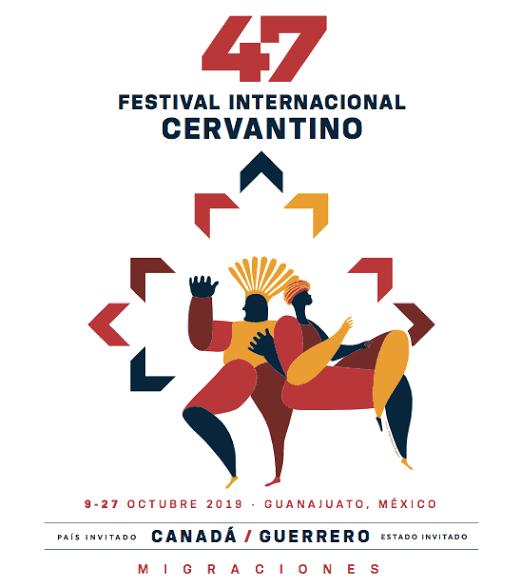 Resultado de imagen de festival cervantino 2019