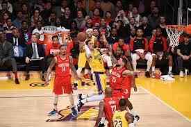 Photos: Lakers vs Rockets (02/21/19 ...