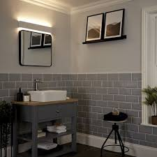 down led bathroom wall light