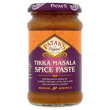 Amazon.com : Pataks - Tikka Masala Paste - 283g : Grocery & Gourmet Food